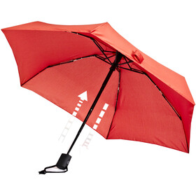 EuroSchirm Dainty Automatic Umbrella red